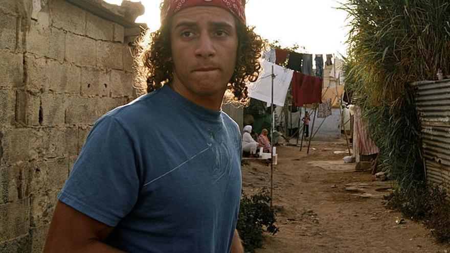 Imagen del director marroquí Nadir Bouhmouch en 2011. Fuente: Wikipedia Commons