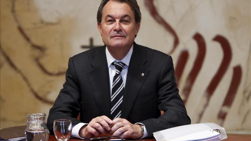 """Mas dice que hay una voluntad de """"barrer y residualizar"""" a Cataluña"""