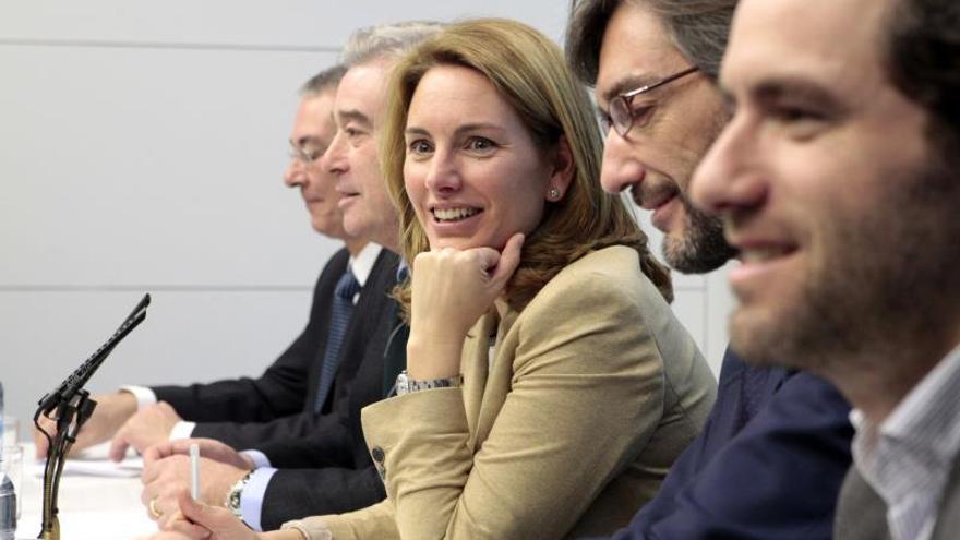 El PP vasco busca reforzar a Quiroga y la línea moderada ante los descontentos