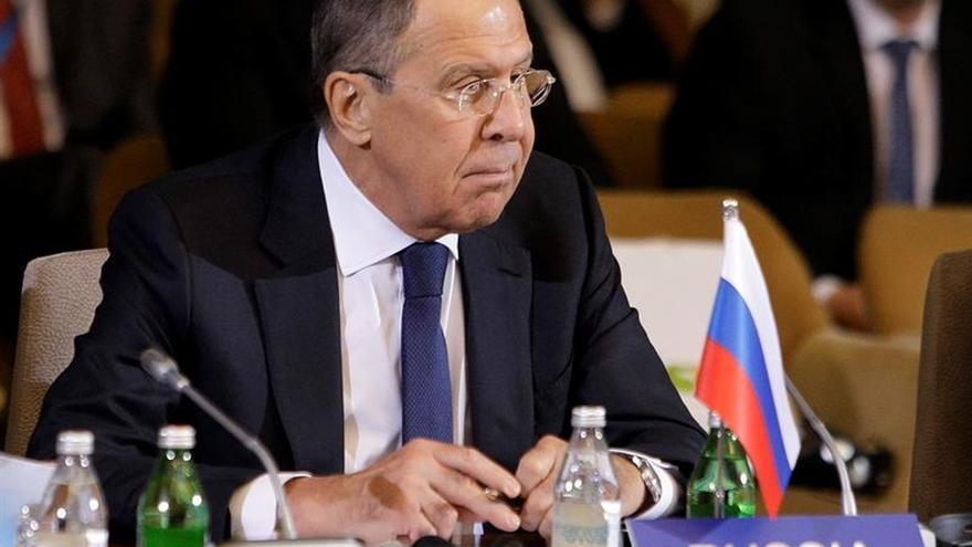 Lavrov: La situación en Alepo oriental se resolverá en dos o tres días