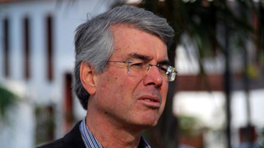 Álvaro Dávila, alcalde de CC en Tacoronte