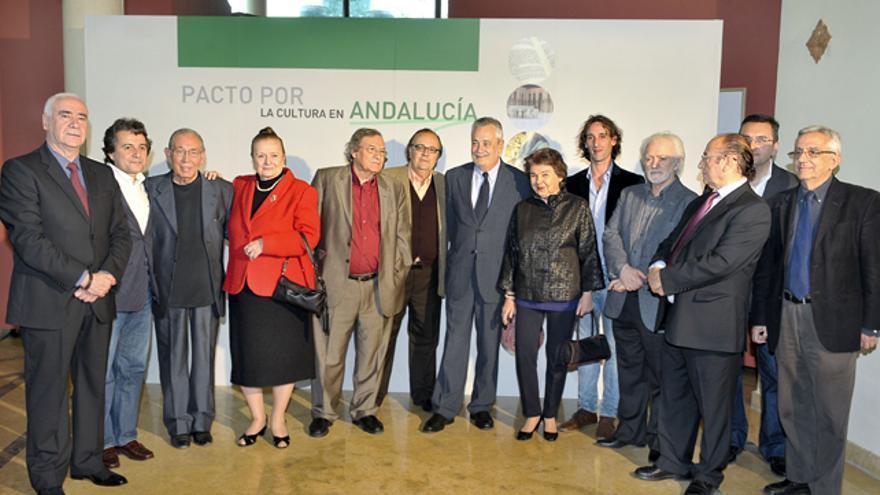 El Pacto por la Cultura es uno de los nueve ya elaborados.