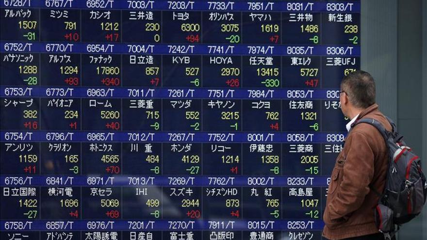 El Nikkei sube un 0,71 por ciento hasta los 17.245,30 puntos