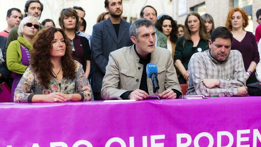 """Podemos Murcia dice que la visita de Santamaría """"confirma que no existe una renovación real en el PP"""""""