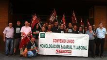 El conflicto laboral en Andalucía Emprende cumple diez años a la espera del Tribunal Supremo