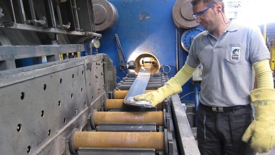 El Índice de Precios Industriales vuelve al positivo y se sitúa en el 0,5% en Cantabria en octubre