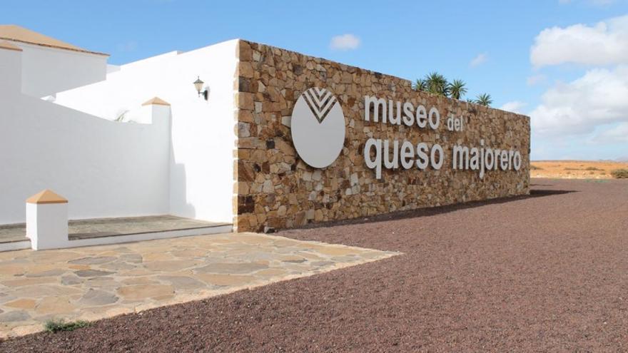 Imagen del Museo del Queso Majorero, en Fuerteventura