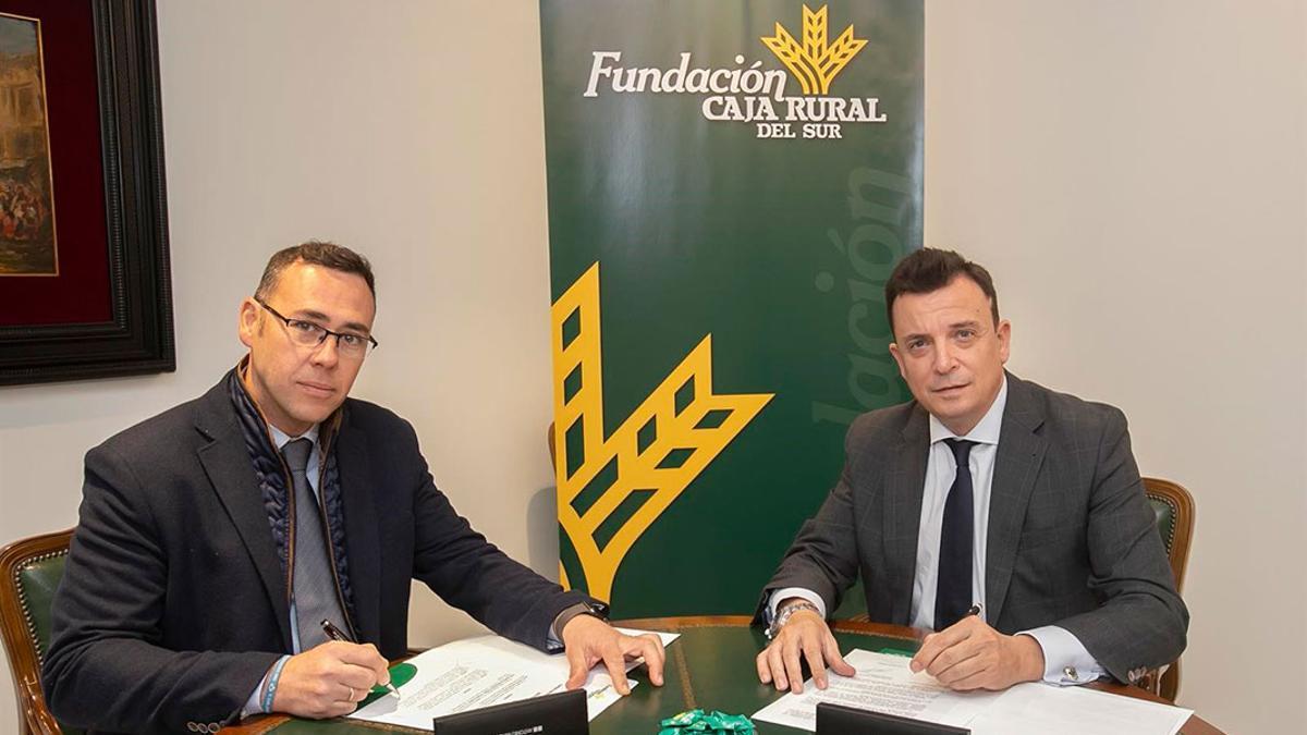 Imagen de archivo de la Fundación Caja Rural del Sur.