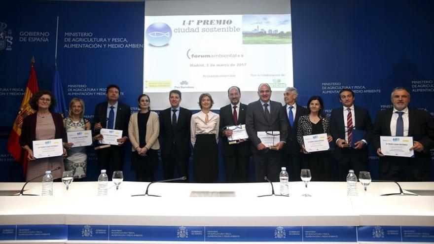 La Conca de Barberá (Tarragona), premiada por sus municipios sostenibles