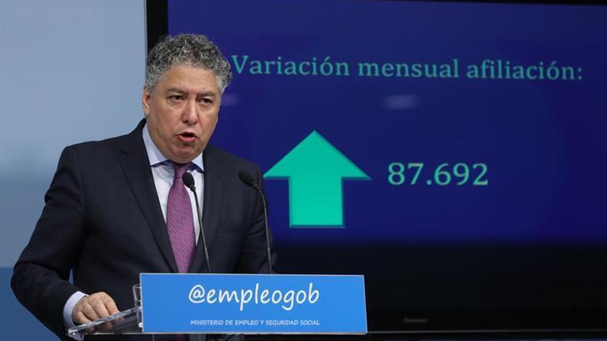 La Seguridad Social suma 13.822 extranjeros en junio, 0,74 % más que en mayo