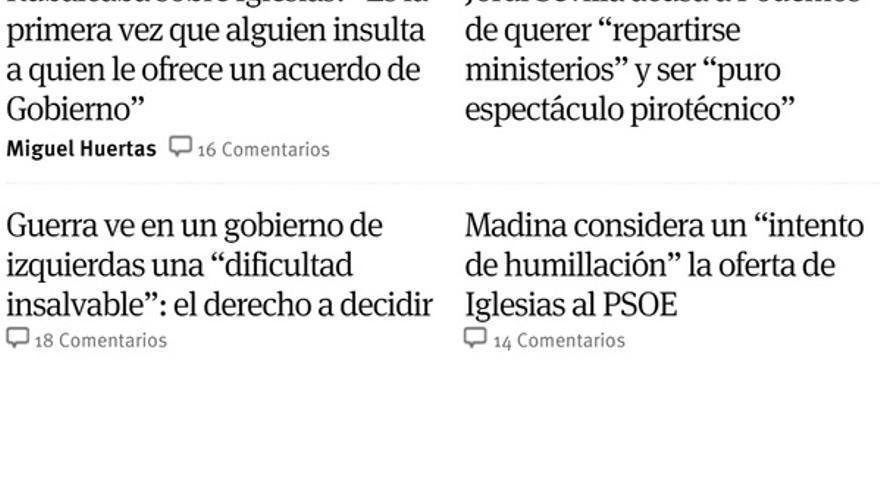 Infolibre PSOE
