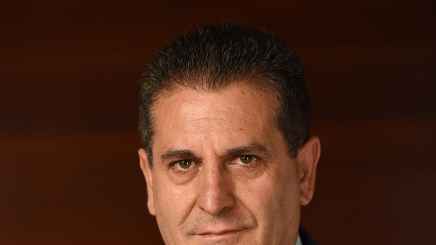 Juan Rafael Zamora Padrón, viceconsejero de Acción Exterior del Gobierno de Canarias.