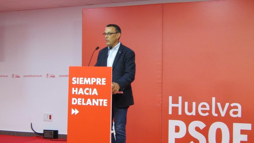 """Caraballo destaca los """"resultados espectaculares"""" del PSOE, que suma ocho nuevas mayorías absolutas"""