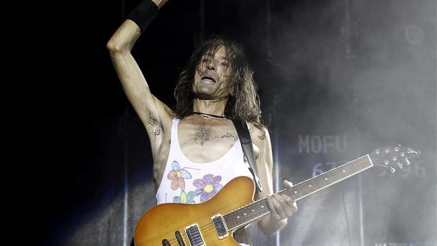 Robe Iniesta, líder de Extremoduro, adelanta su primer single en solitario