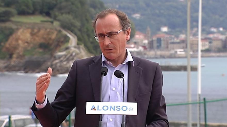 """Alonso (PP), sobre Barberá: """"Si Barberá no toma una decisión adecuada hoy, la tendrá que tomar la dirección del partido"""""""