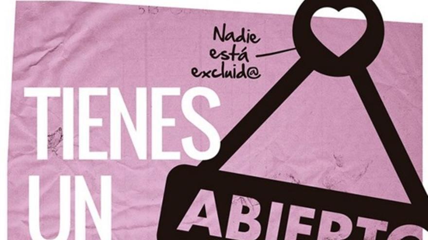 Cartel de la campaña 'Madrid te cuida' del Ayuntamiento de Madrid.