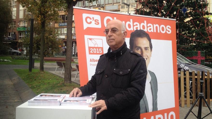 """Ciudadanos quiere """"el poder para no pedir reformas sino hacerlas"""""""