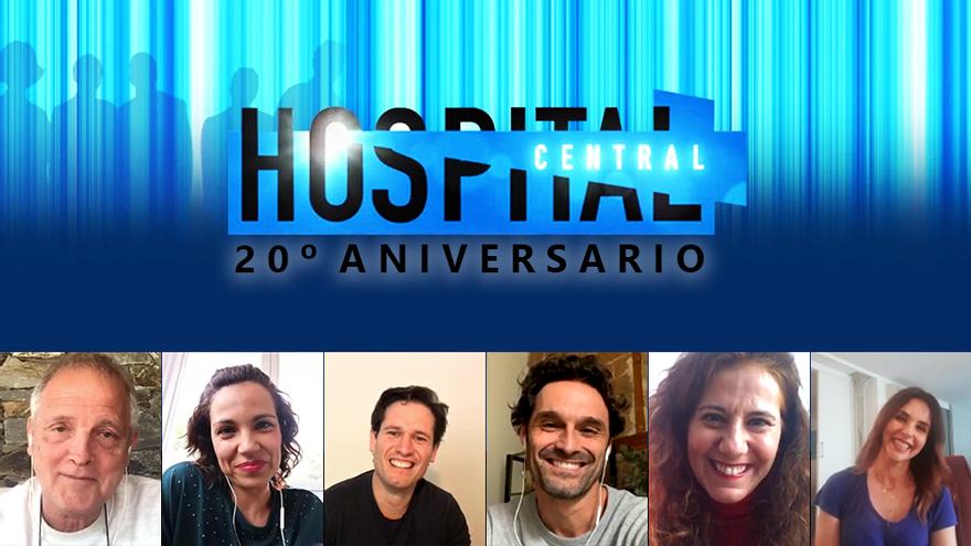 'Hospital Central' - 20º aniversario