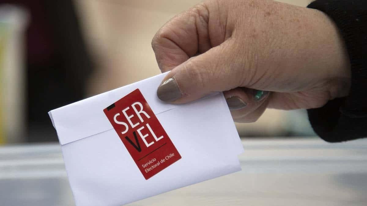 En total en Chile se eligieron 155 convencionales constituyentes