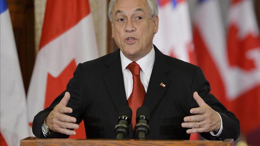 Canadá y Chile renuevan los lazos económicos tras la reunión entre Harper y Piñera