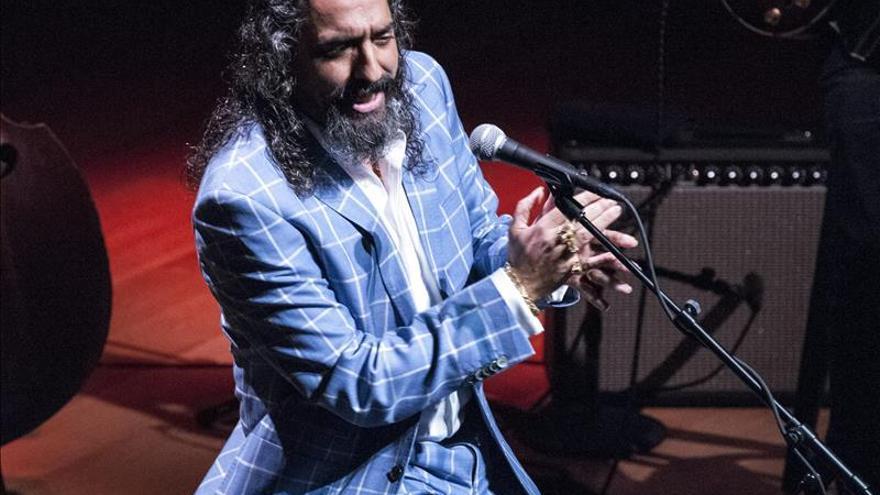 """Diego """"El Cigala"""" ofrece hoy un nuevo concierto en República Dominicana"""