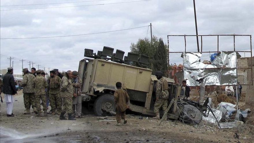 Al menos 31 muertos en ofensivas militares y ataques de los talibanes en Afganistán