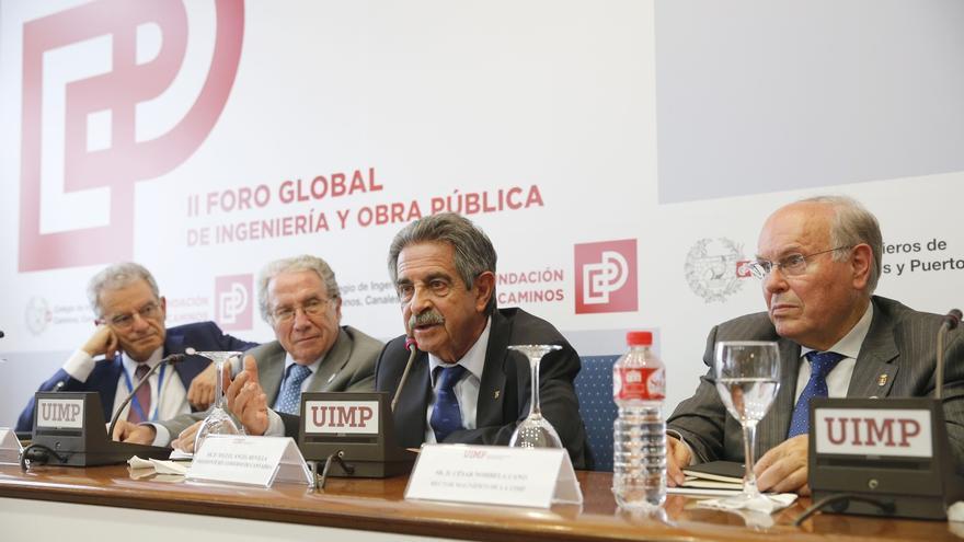 Revilla destaca la importancia de la obra pública como motor de desarrollo regional