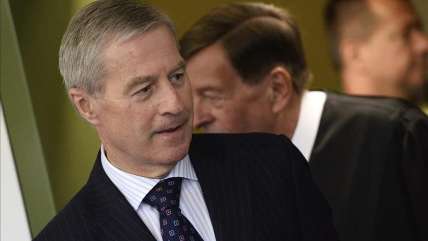El copresidente de Deutsche Bank y otros exdirectivos niegan haber engañado en el juicio