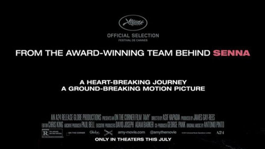 Cartel promocional del documental