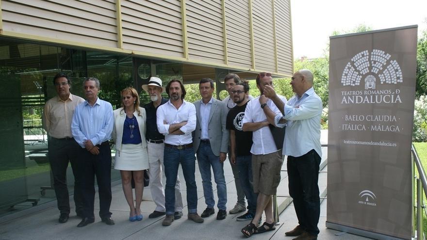 El ciclo de Teatros Romanos de Andalucía celebra su edición 2016 con más compañías, funciones y nueva imagen