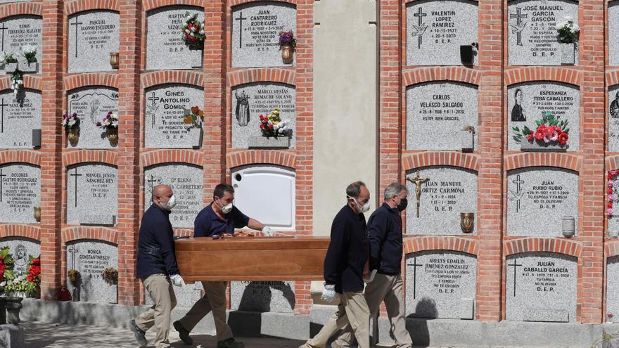 El aforo en los cementerios de Madrid no podrá exceder el 60% en Todos los Santos
