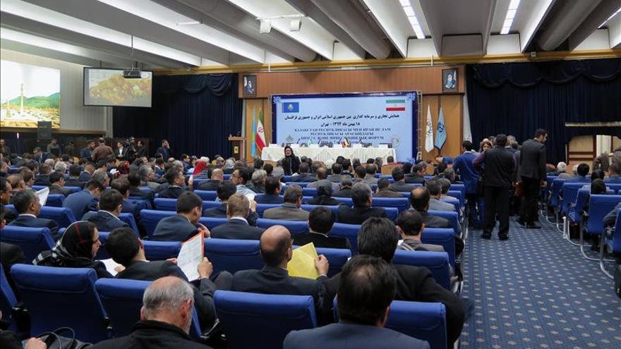 Kazajistán e Irán apuestan por multiplicar su lazos económicos