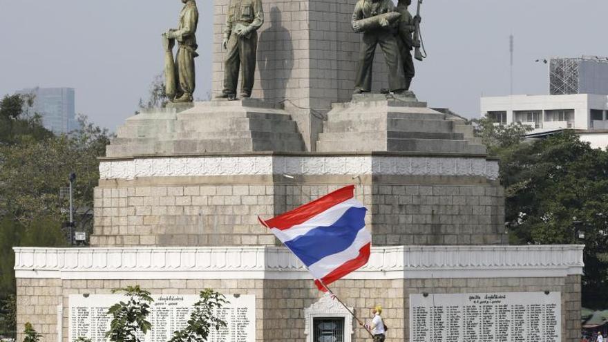 Tailandia contempla medidas de urgencia ante el aumento de la violencia
