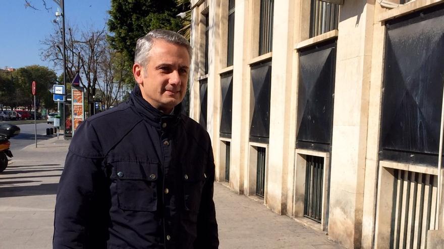 El yerno del expresidente Valcárcel ha tenido que responder ante el juez Abadía en el caso Novo Carthago / MJA