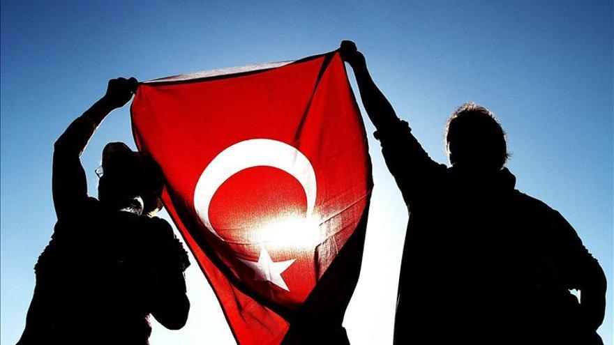 Los manifestantes turcos denuncian ante la Justicia la violencia policial