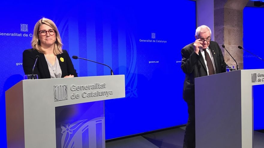El Govern impulsa una ley sobre el voto electrónico de los catalanes en el extranjero