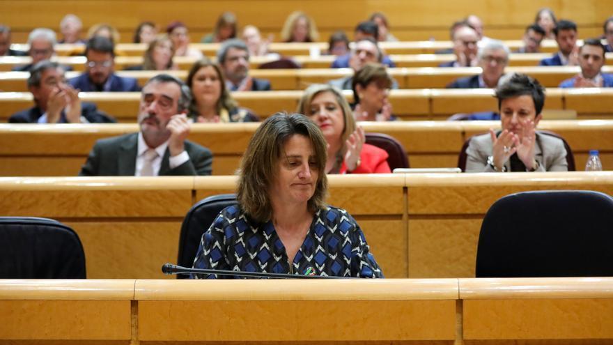 Teresa Ribera, en una imagen de archivo.
