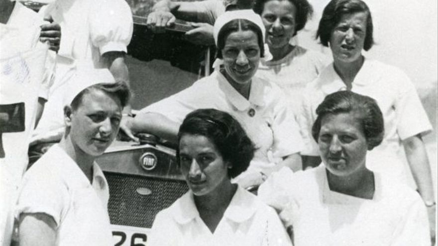 The forgotten role of midwives in the Spanish Civil War