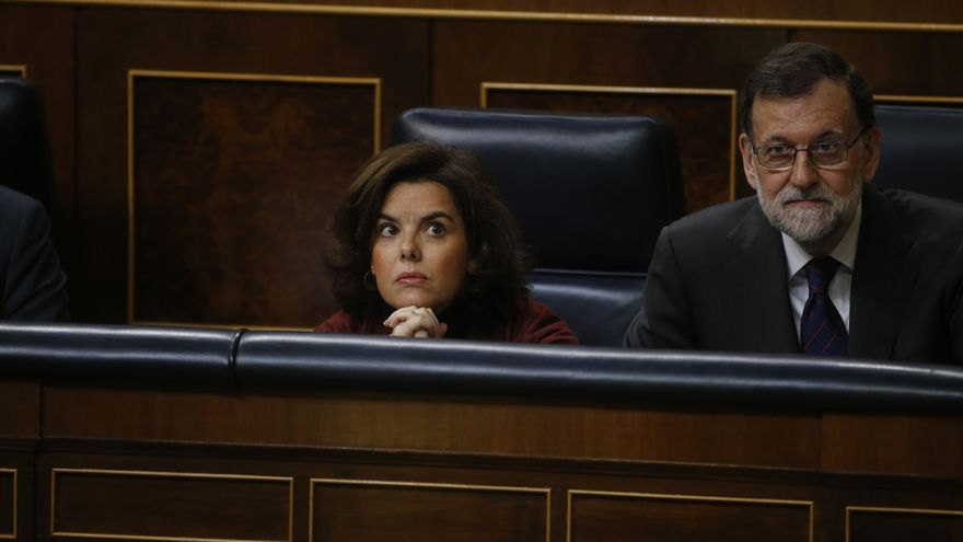 """El Gobierno lamenta que la Generalitat """"sucumba a la deriva radical"""" de la CUP y anima a romper con los antisistema"""