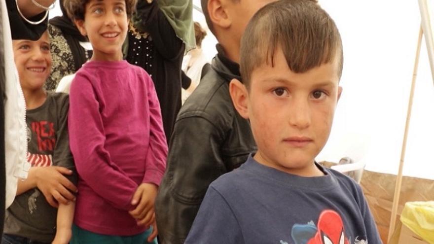 San Sebastián acoge este sábado un evento solidario con las personas refugiadas del campo de Katsikas (Grecia)