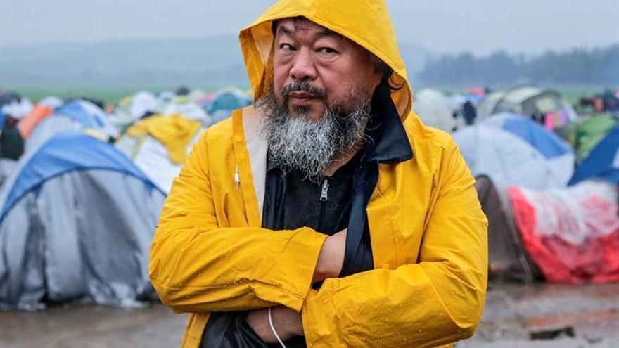 Ai Weiwei diseña la portada de diarios alemanes en el Día de la Libertad de Prensa