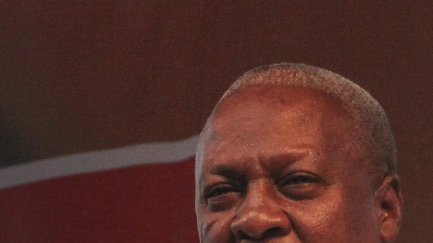 El presidente ghanés toma posesión ante el boicot de la oposición