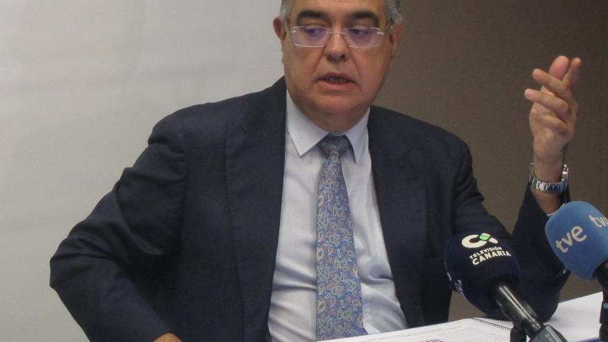 """Francisco (CEOE) augura una """"estabilidad razonable"""" en Canarias si el PP da apoyo parlamentario a Clavijo"""