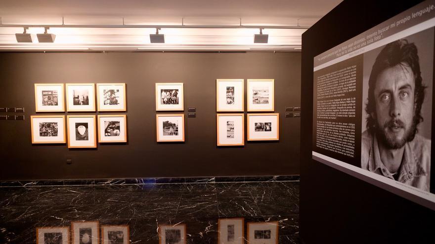 La exposición de Pablo Hojas estará en el CDIS hasta el 8 de febrero.
