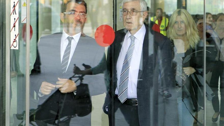 El extesorero de CDC niega al juez que tenga cuentas bancarias en Suiza y Gibraltar