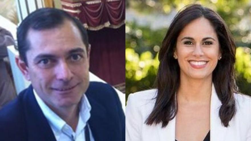 Juan Amigó y Vidina Espino