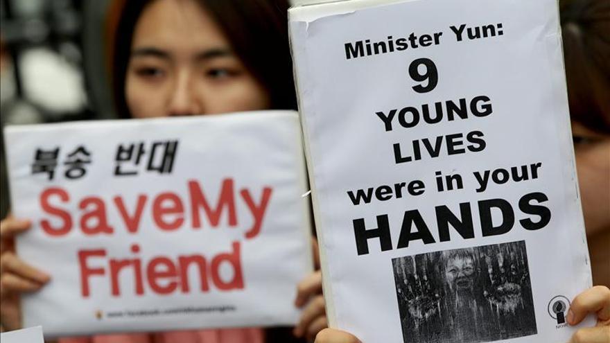 Seúl intenta evitar la repatriación de los desertores norcoreanos detenidos en Laos