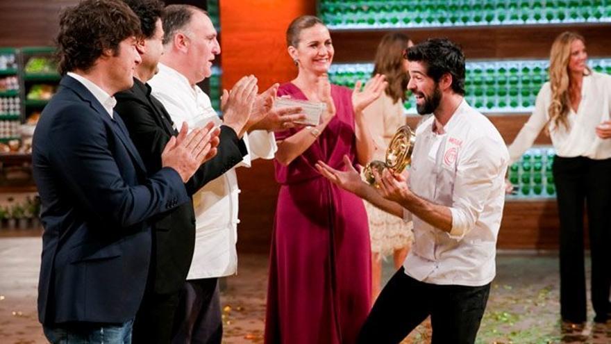 'MasterChef Celebrity' se dispara a un espectacular récord de 28.2% en su gran final