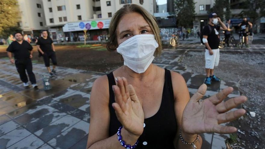 Resultado de imagen para Chile: coronavirus