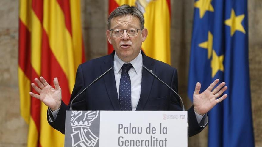 """Puig dice que la C.Valenciana apoyará una liberalización de mercados """"justa"""""""